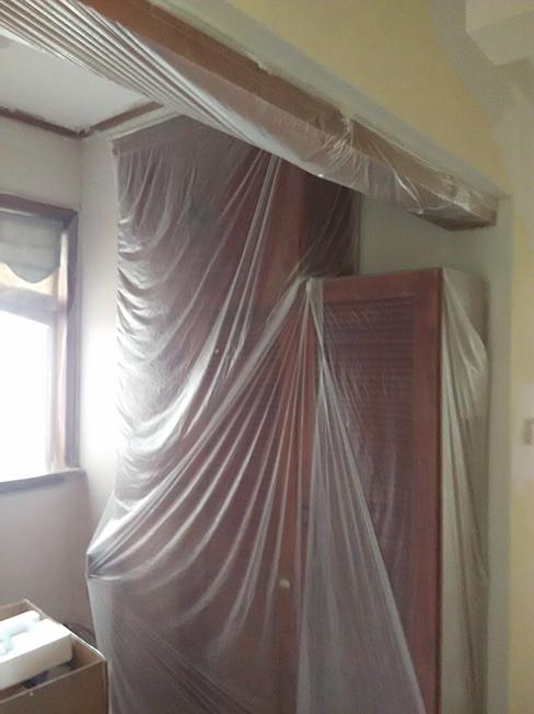 翡翠城家具保护